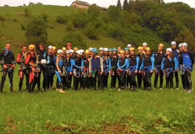 Organisation de séminaires avec Vertes Sensations, en Savoie, Ain et Isère